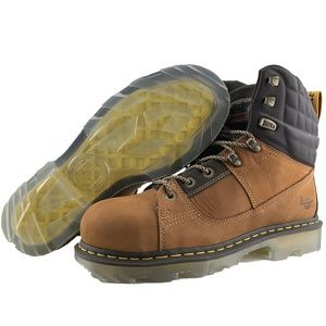 Dr Martens Alloy Toe Leather Work Boots